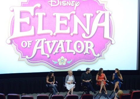 Disney's Elena of Avalor NYC Screening and Cast Interview