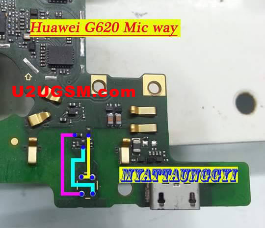 Huawei G620 Mic Problem Solution Microphone Not Working