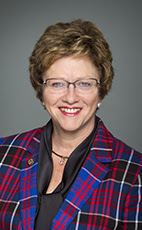 Photo - The Honourable Diane Finley - Click to open the Member of Parliament profile