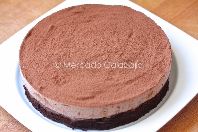 TARTA BROWNIE DE OREO CON MOUSSE DE CHOCOLATE-29