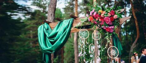 30 Pretty And Cheap Boho Decor For Wedding   Wedding Forward