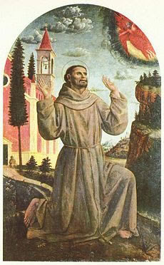 ST PACIFICO of San Severino