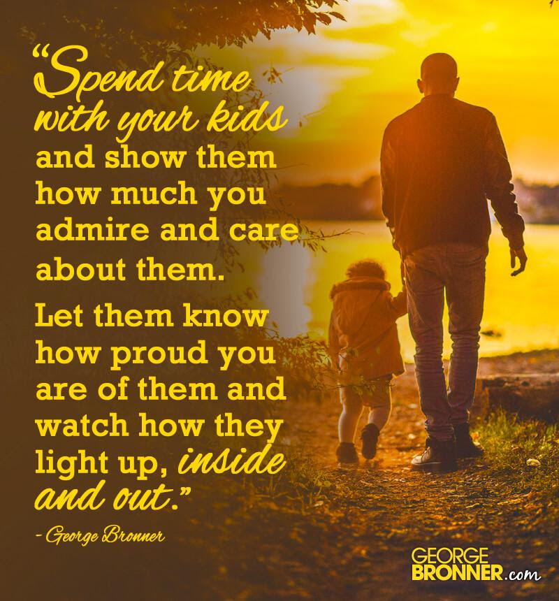 Quotes Spending Time With Kids Quotes