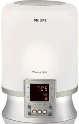Philips Wake-up Light HF3461 - Review