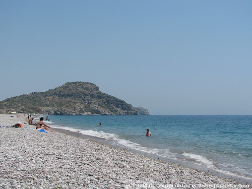 Afantou beach