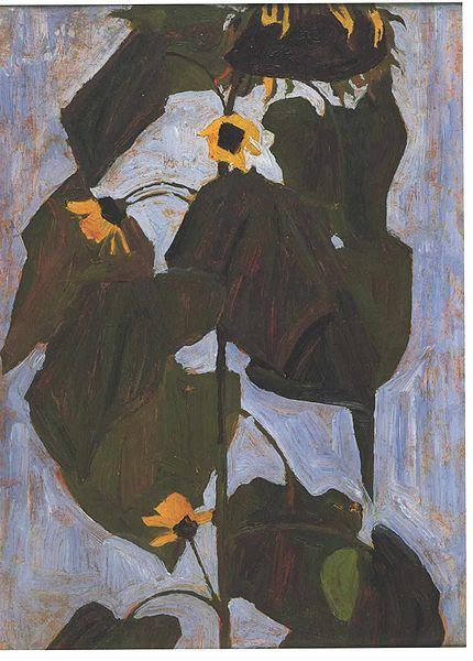 File:Schiele - Sonnenblumen 2.jpg