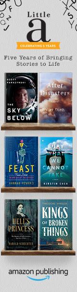 Amazon Publishing's Little A Imprint Turns 5