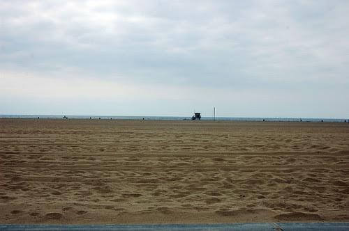 beach, october