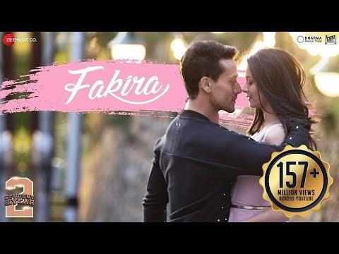 Fakira – Student Of The Year 2 | Tiger Shroff, Tara & Ananya |Vishal & Shekhar|Sanam & Neeti| Anvita