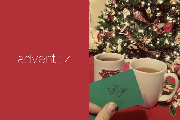 Advent Day 4