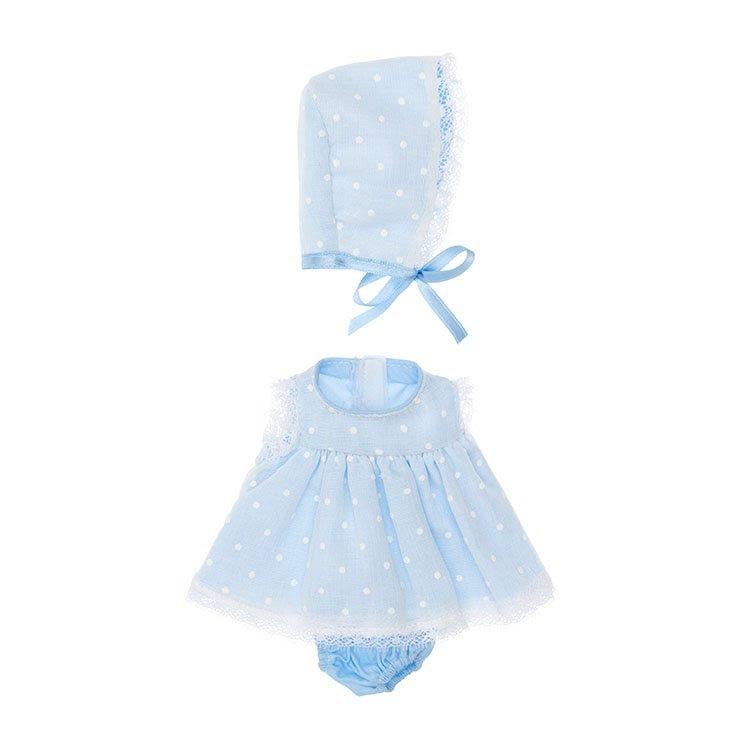 Foto vestido para muñeca Gordi de 28 centímetros de la marca de muñecas Así