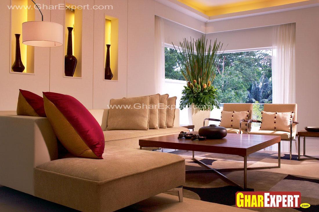 3DA : Office Lounge Interior Design