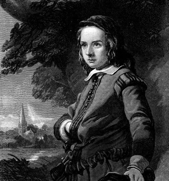 WILLIAM SHAKESPEARE AT THE AGE OF TWELVE.