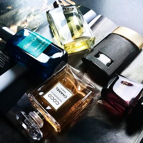 2018 perfumowo - moje podsumowanie