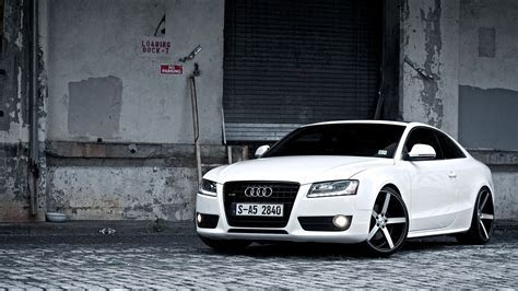 Audi A5 2.0 Tfsi Full HD Wallpaper and Hintergrund 1920x1080   ID:353303