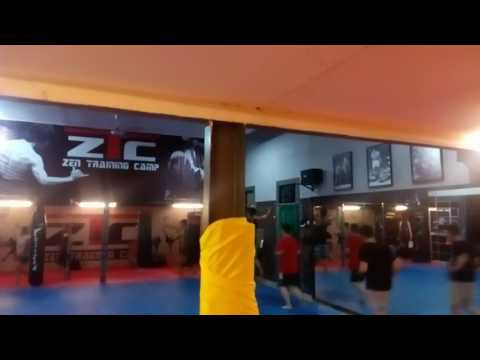 Zen Training Camp Semarang (Muaythai, Boxing, Yoga)