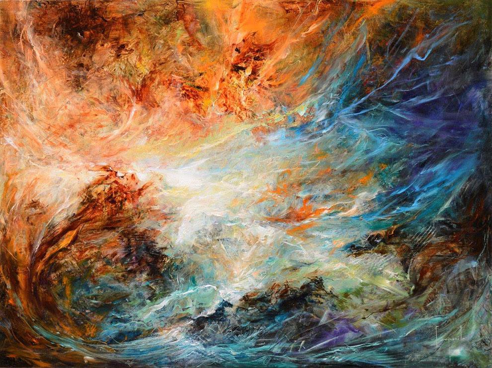 Dario Campanile Fine Art Dario Campanile - Into the Depths ...