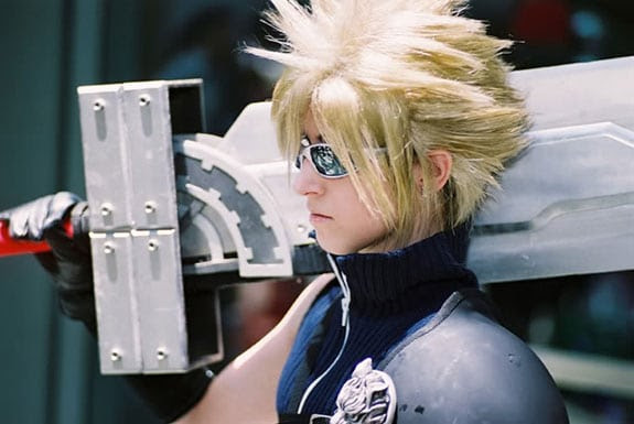 Cosplay: Cloud Strife (Final Fantasy VII)