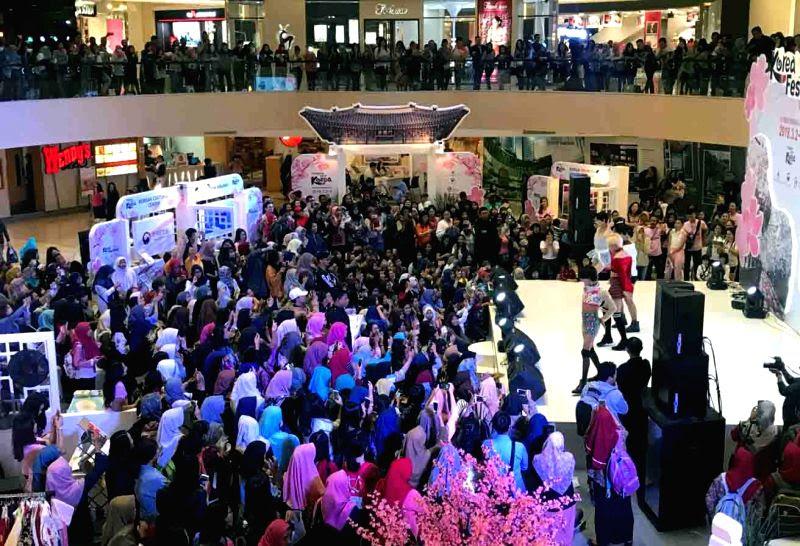 KPop craze in Indonesia