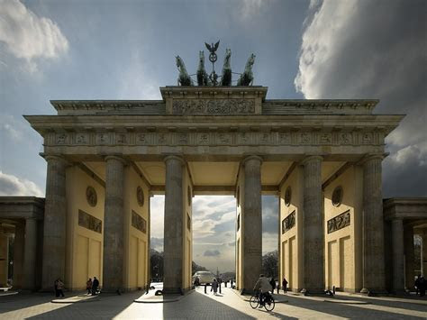 Brandenburger Tor Wallpaper 1400x1050 Wallpapers