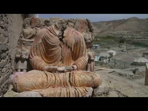 Melacak jejak Buddha di Afganistan