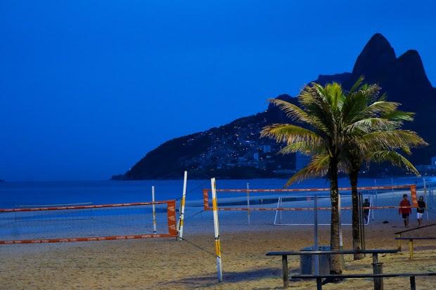 Ipanema Beach, Rio De Janeiro, Brazil 3 South American Beaches