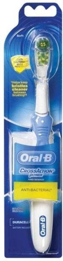 Oral-B Cross Action Power Soft Toothbrush (Best Toothbrush by Market Rating)