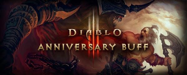 Less Cake, More Demons: Happy Anniversary, Diablo III!