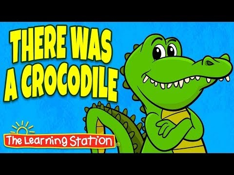 d0348f3c796752 There was a Crocodile Song - Action Songs for Kids - Brain Breaks - Camp  Songs - Kids Animal Songs