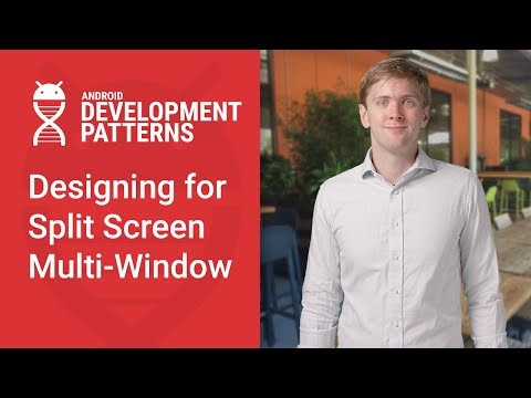Android Developers Blog: Designing for Multi-Window