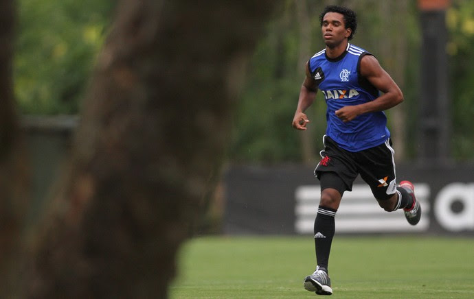Luiz Antônio Treino Flamengo (Foto: Alexandre Vidal / Fla Imagem)