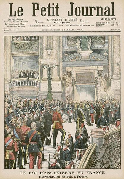 File:Edward VII at the Paris Opera 1903 (Petit Journal).jpg