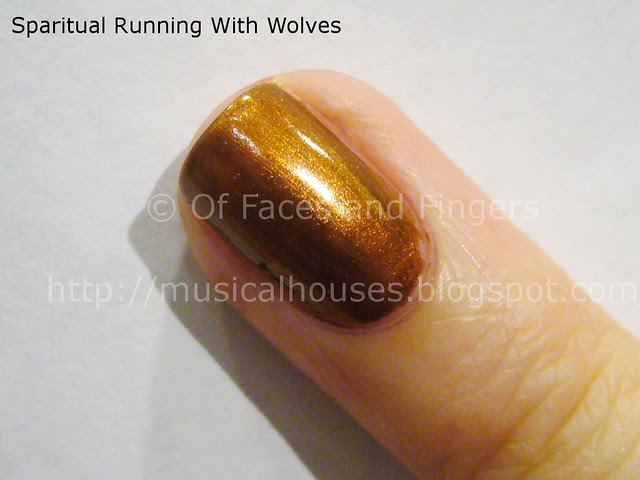 sparitual running with wolves wilde collection