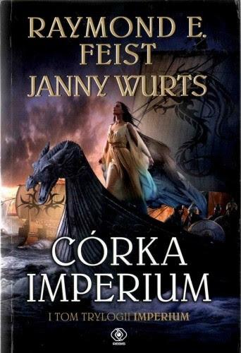 Okładka książki Córka Imperium