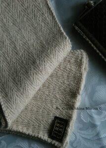 Мужской шарф Henry