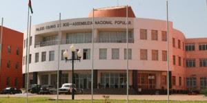 Sede da Assembleia Nacional Popular da Guiné-Bissau
