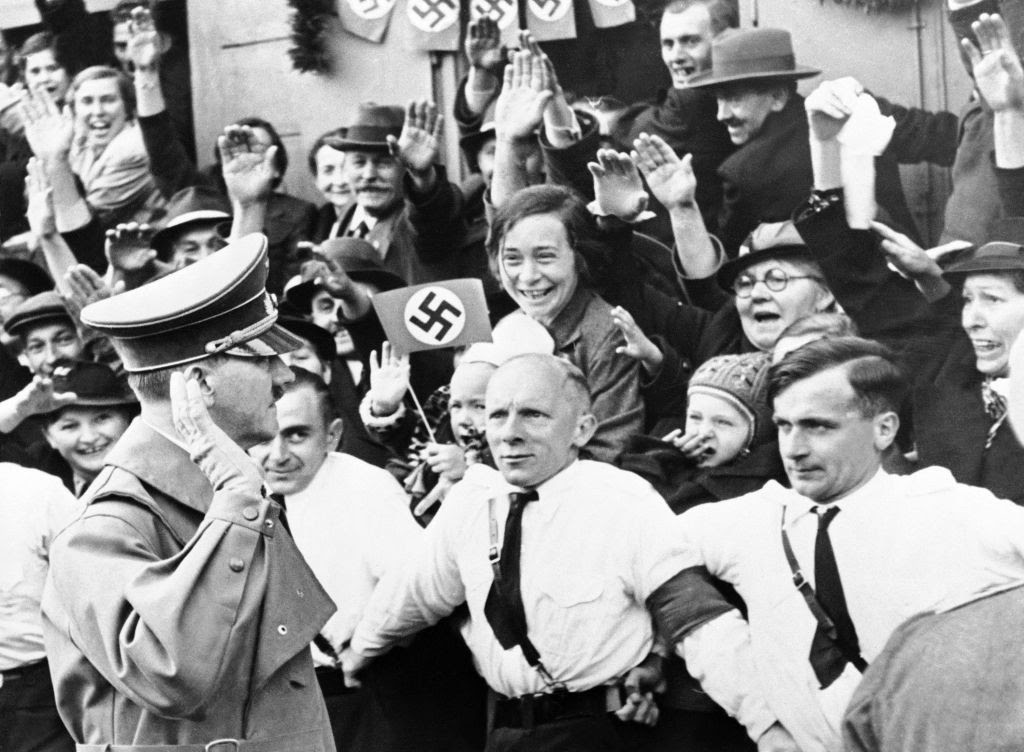 associated press nazis