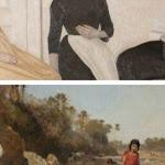"""Arts plastiques : Hammershøi, """"le peintre de l'intériorité"""""""