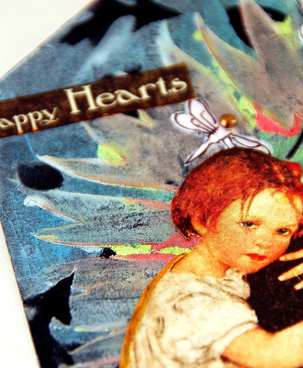 Happy Hearts Tag by Irene Tan