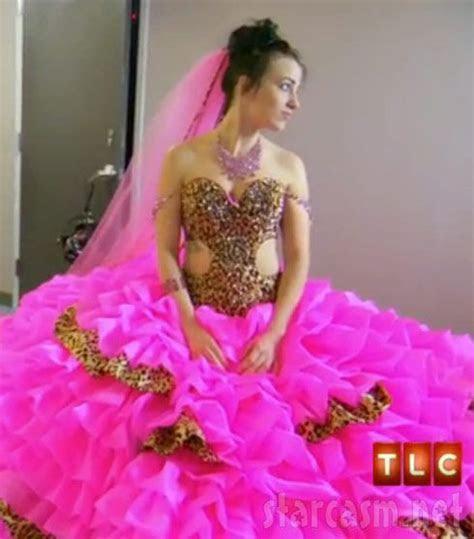 Sondra celli designs Mellie's wedding dress   Sondra Celli