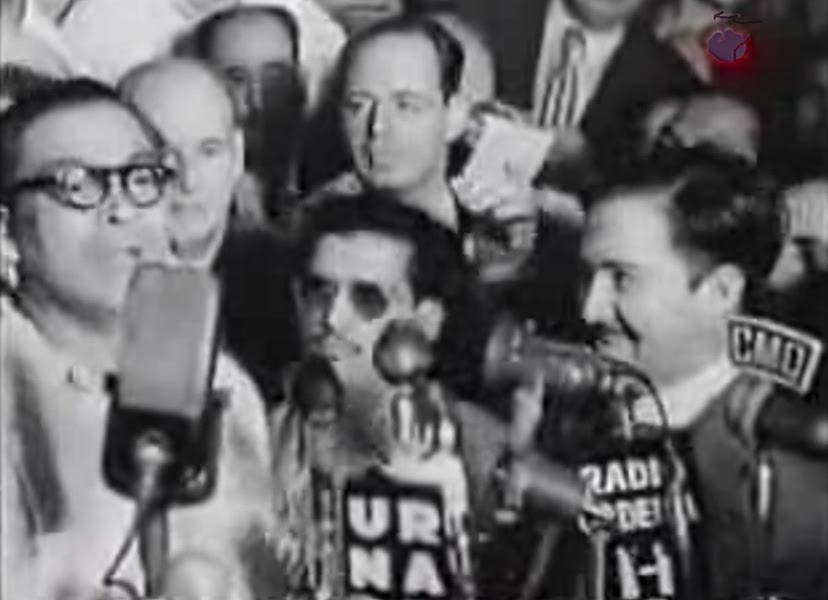 Batista Coup Press Conference 1952