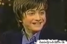 Daniel Radciffe on Late Show with David Letterman