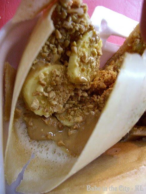 Peanut Butter Banana (RM1.90)