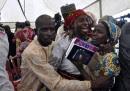 APTOPIX Nigeria Kidnapped Girls