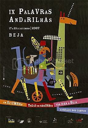 Palavras Andarilhas - Biblioteca de Beja