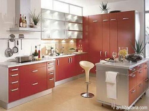 Cara yang Efektif Untuk Menata Dapur Berukuran Kecil Agar Lebih Rapi