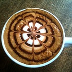 Gorgeous Mocha Flower