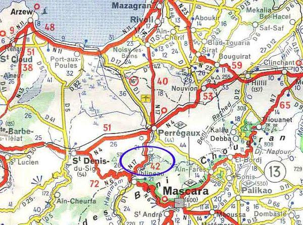 Michelin-Barrage-de-l'Oued-Fergoug-Perregaux