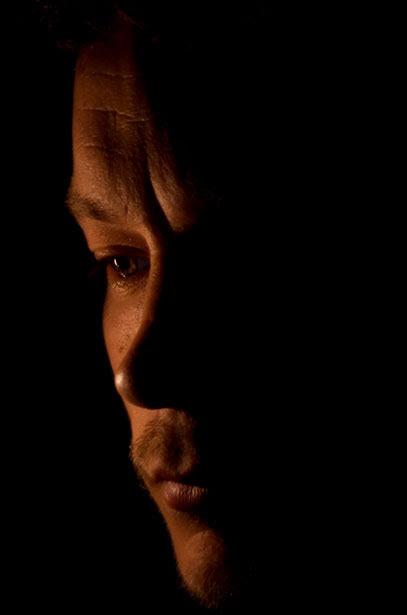 Sad Man In The Shadows