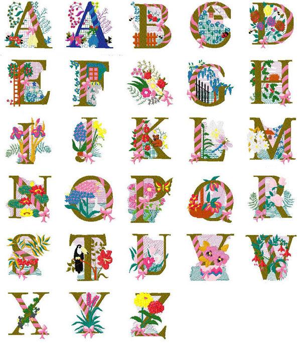 25 Free Machine Embroidery Designs You Shall Like